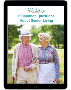 6 Common Questions About Senior Living eBook
